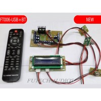FT006-USB+BT | 5.1Ch Remote Kit With USB + BLUETOOTH Audio
